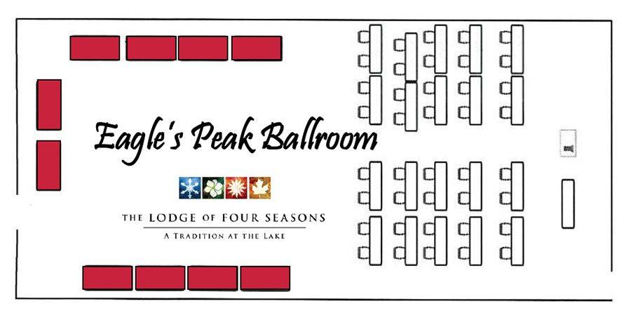 Eagle's Peak Ballroom